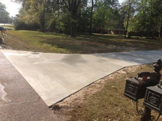 Finished Driveway 45+ yards #4