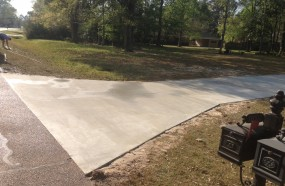 Finished Driveway 45+ yards #4